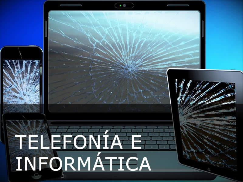 Tiendas de telefonía e informática en Pontevedra