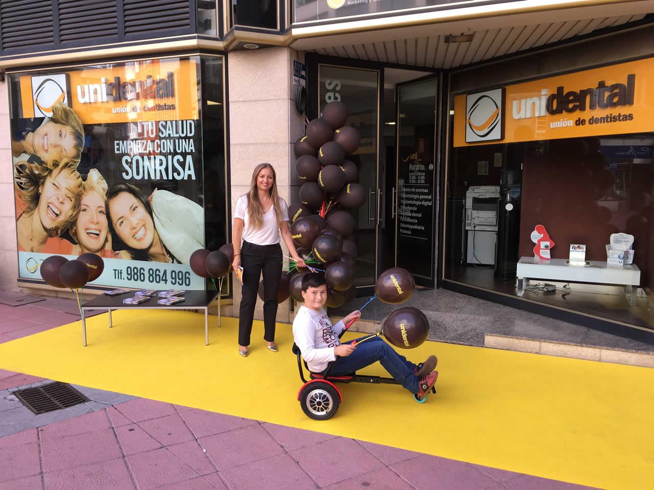 Organización de apertura de negocios en Pontevedra